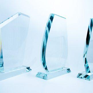 Trofee de sticla